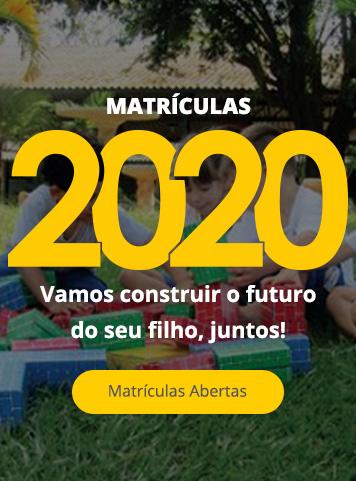 Matriculas Abertas 2018