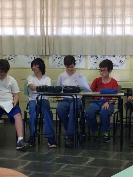 III SEMANA LITERÁRIA DO FUNDAMENTAL II