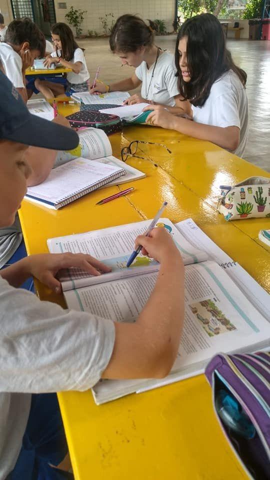 Afinal, por que existem as unidades de conservação? Você sabe? Qualquer dúvida, procure um aluno do 7º ano.